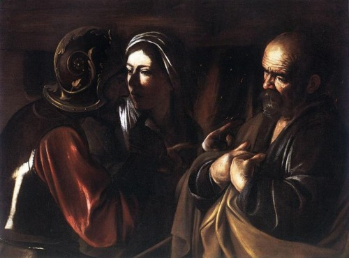 The Denial of St Peter, Metropolitan Museum of Art, New York