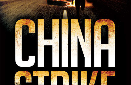 Pre-order my new thriller CHINA STRIKE