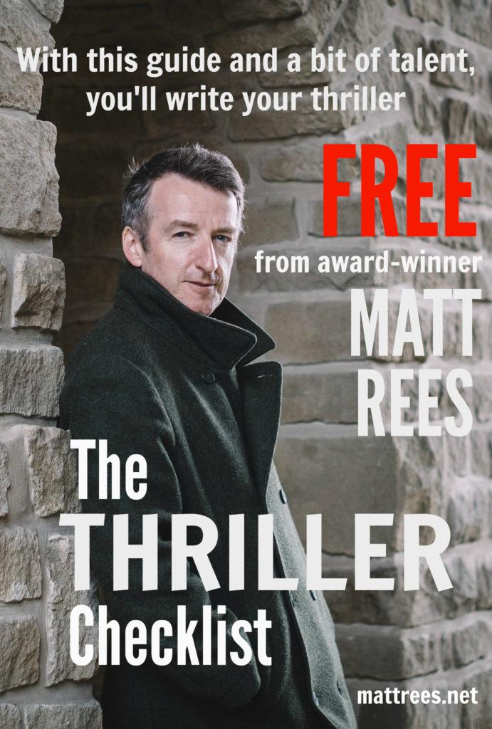 The Thriller Checklist free download